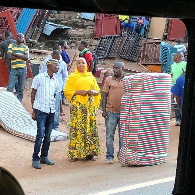 Rush hour in Kigali #rwanda #africa #masonrosegoes #volcanoessafaris
