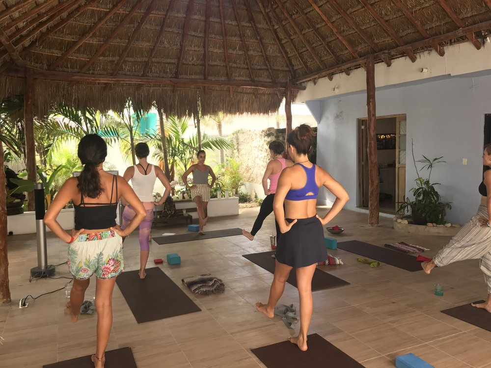 200hr YTT November 2018  - November 2-25 2018 Isla Mujeres, MexicoRed Buddha Yoga + WellnessBefore July 15 2018 $2100USDAfter July 15, $2500USD15 students max capacity.
