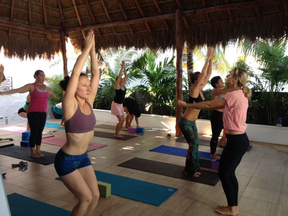 200hr YTT  January 2019   - January 4 -27 2019Isla Mujeres, MexicoRed Buddha Yoga + Wellness Before August 15 2018 $2200USDAfter August 15, $2600USD15 students max capacity.