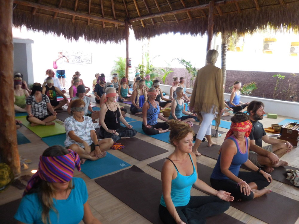 March YTT 2019 - March 1 - 24 2019Isla Mujeres, MexicoRed Buddha Yoga & Wellness Before September 15 2018 $2200USDAfter September 15, $2600USD15 students max capacity.