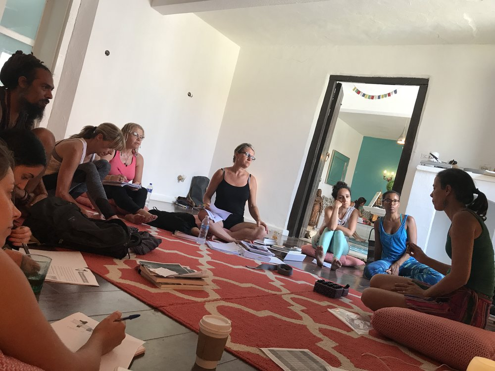 200hr November - Yoga Teacher Training