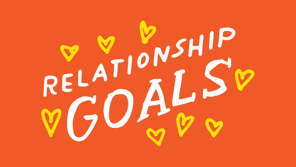 - Find the one, become better together than you were apart, and date with no regrets. You've got relationship goals, and we want to help you reach them.