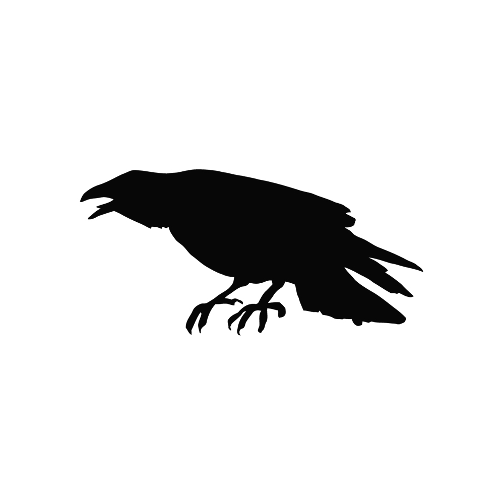 The crow logo - photo#38