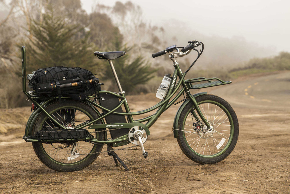 Pedego Stretch Electric Bicycle
