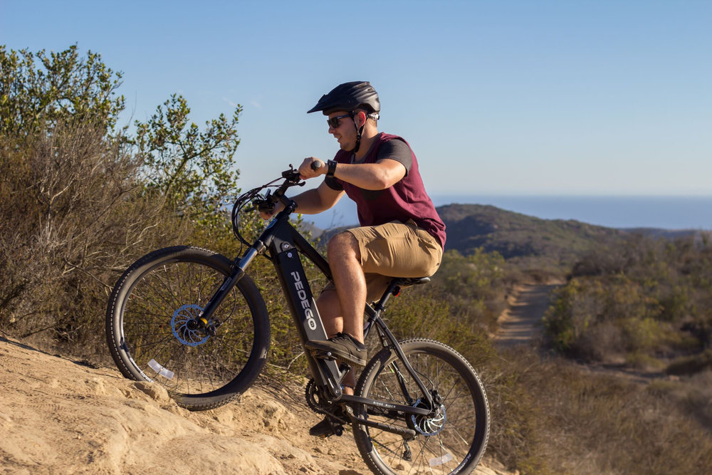 Pedego Mountain Bike