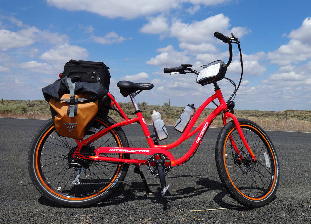 Pedego Intercepter Electric Bicycle
