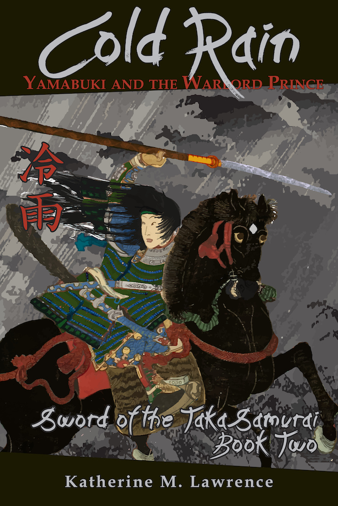 Cold Rain, Book Two of Sword of the Taka Samurai