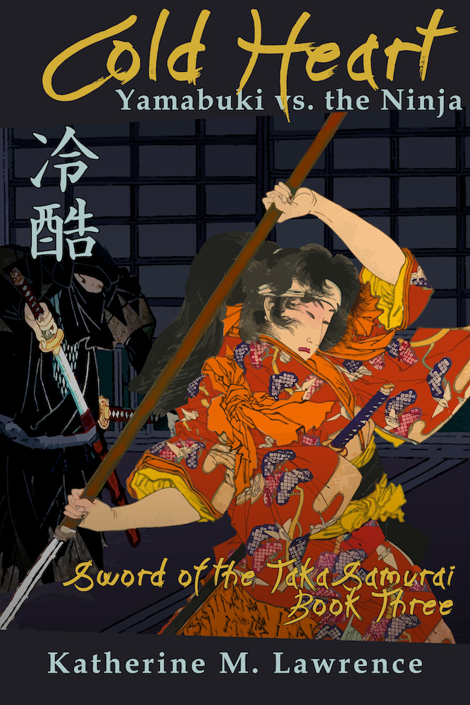 Cold Heart, Book Three of Sword of the Taka Samurai