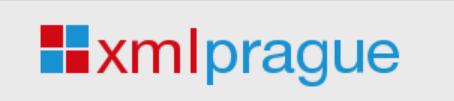 Bildergebnis für xml prague logo
