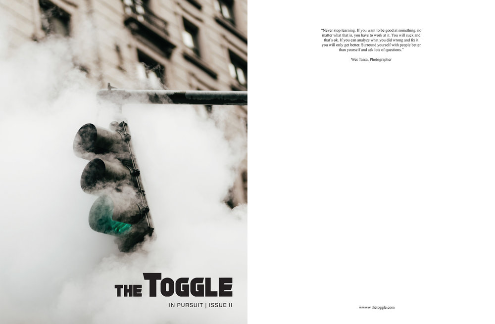 The Toggle Magazine, Issue II  the  t  oggle.com
