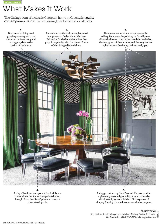 New England Home magazine, Spring 2016  www.nehomemag.com