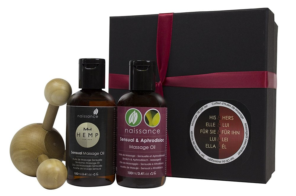 His and Hers Massage set - £18.99