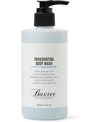 Baxter Invigorating Body Wash -  £14.45