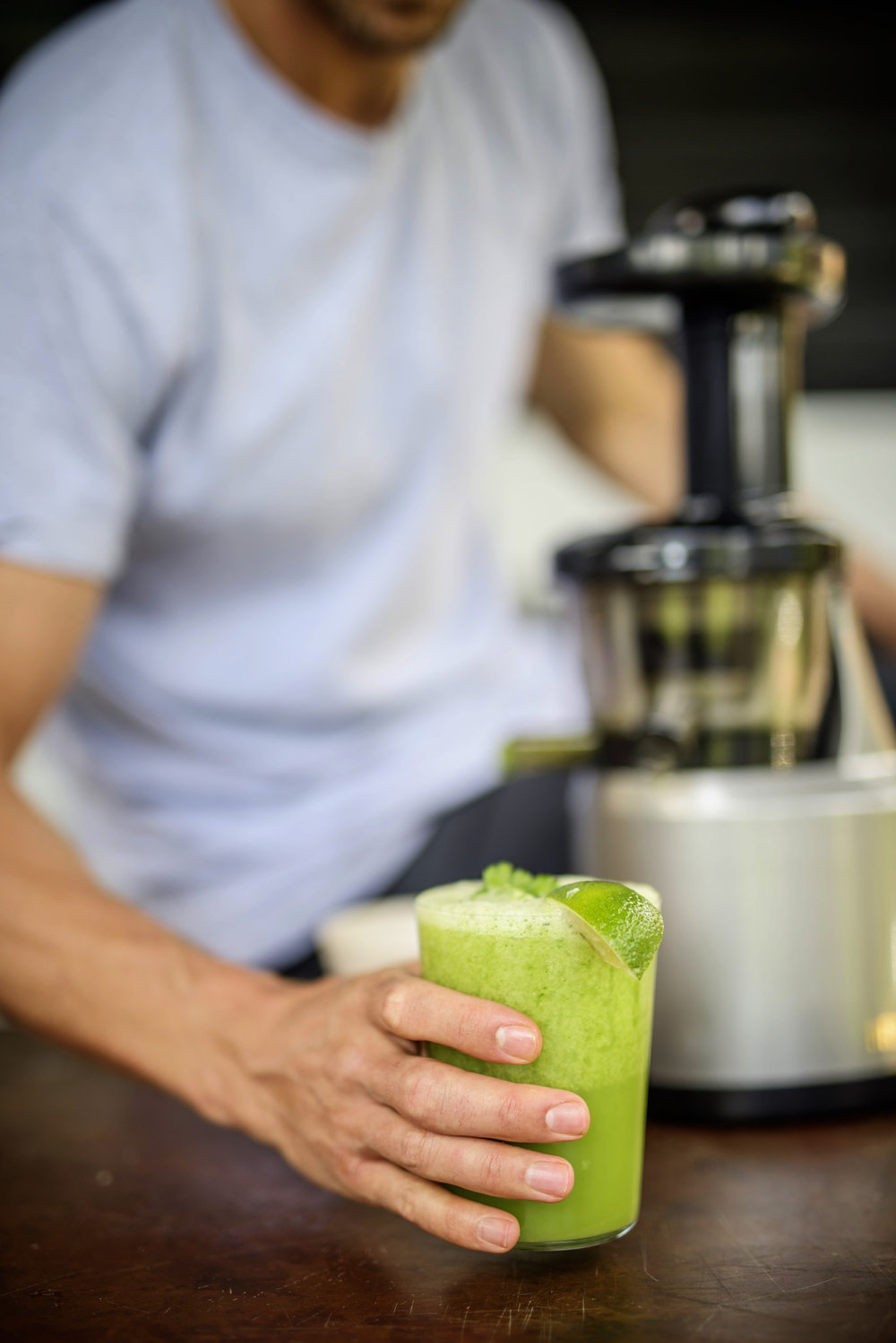 Thai Green Juice Recipe
