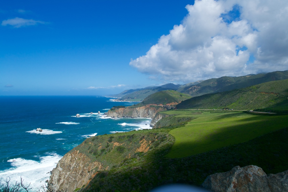 Nope, this is not a Windows background. This is a picture of Big Sur taken by yours truly! :)