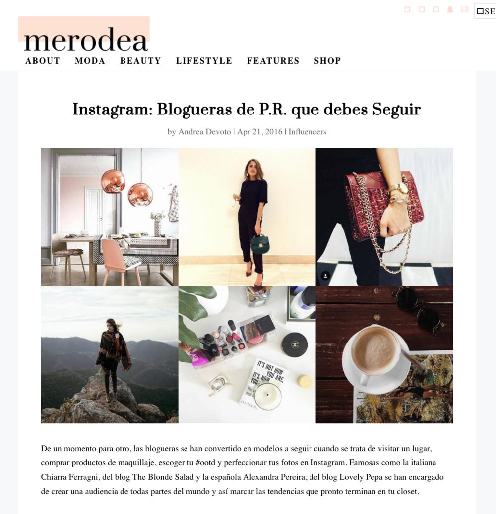 merodea ambinity bloggers puertorriqueñas