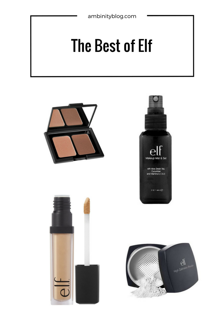 best elf cosmetics products