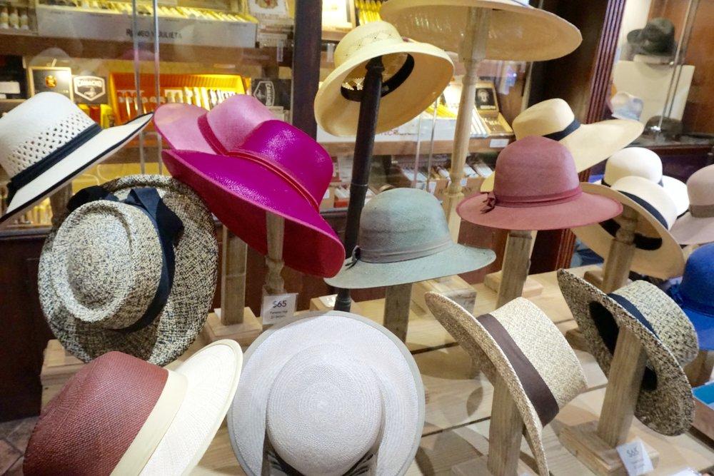 el galpón hats old san juan