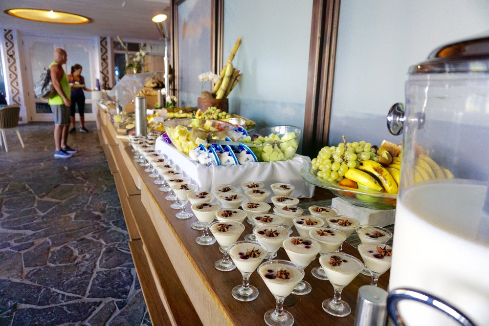 el san juan resort brunch buffet