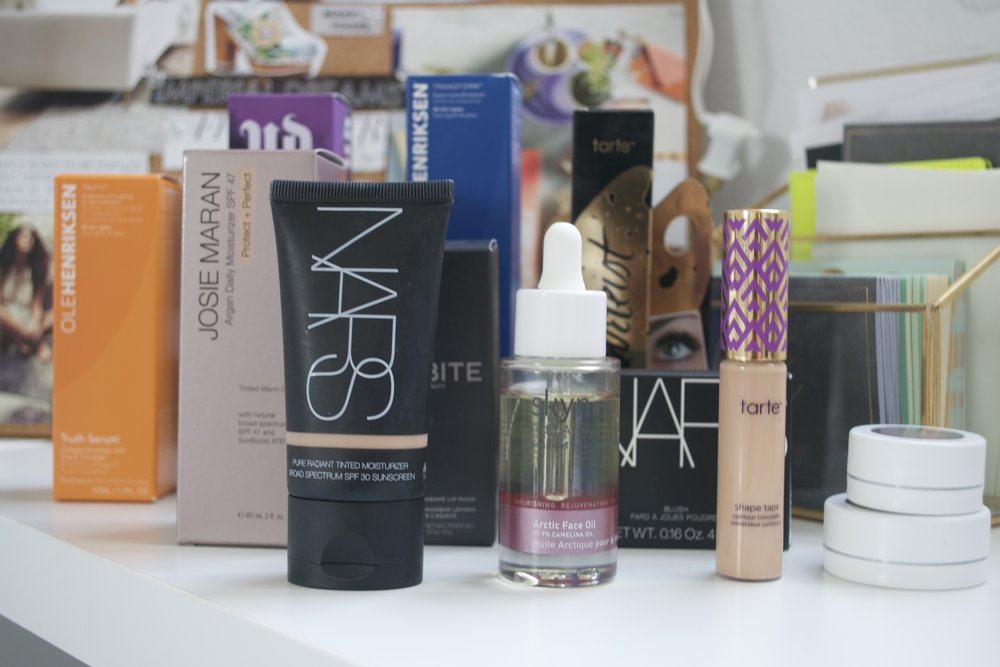 april favorites and sephora vib sale haul