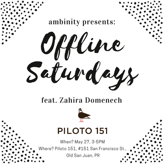 offline saturdays ambinity