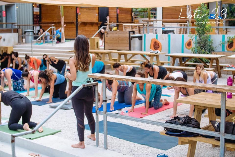 lote 23 yoga