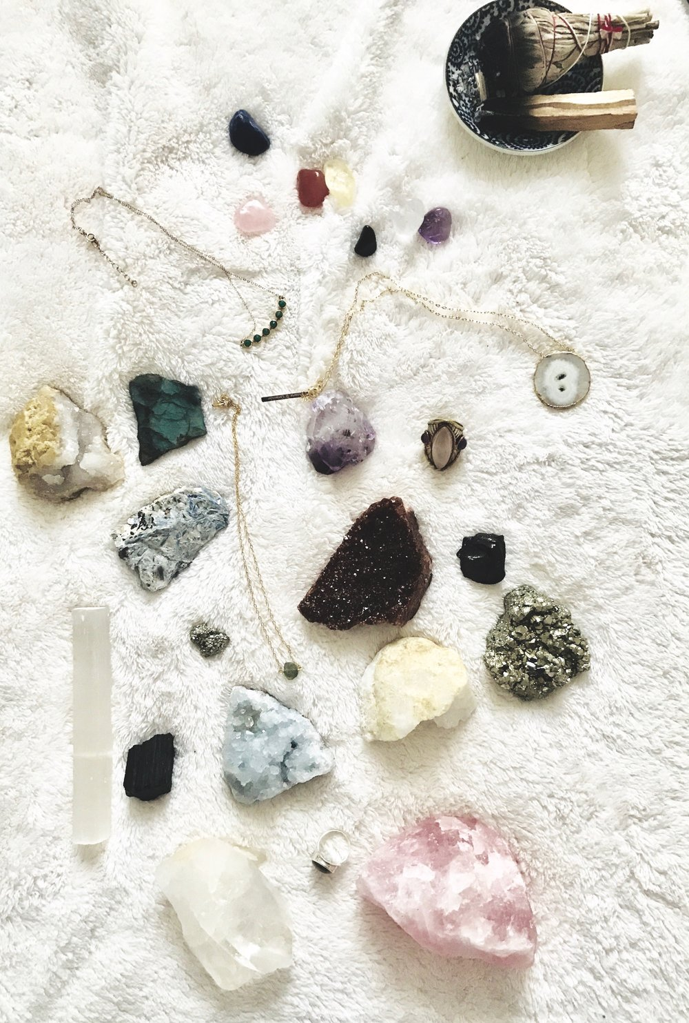 what is crystal healing