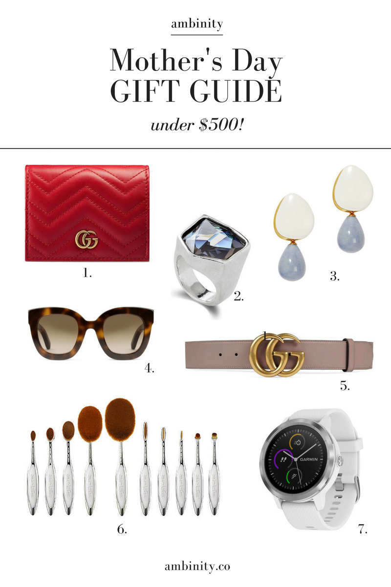 MOTHERS DAY GIFT GUIDE SPLURGE