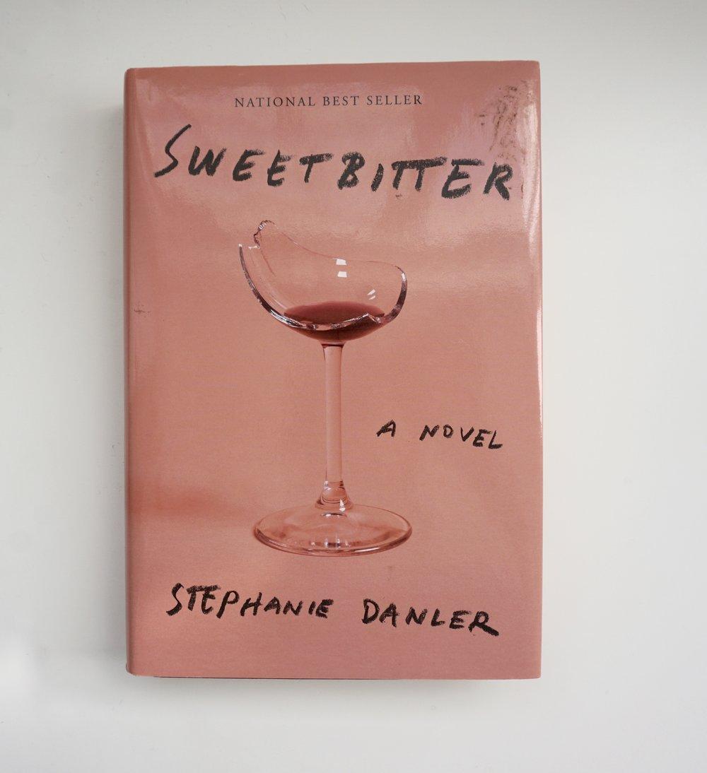 Grab SweetBitter by Stephanie Danler    here  .