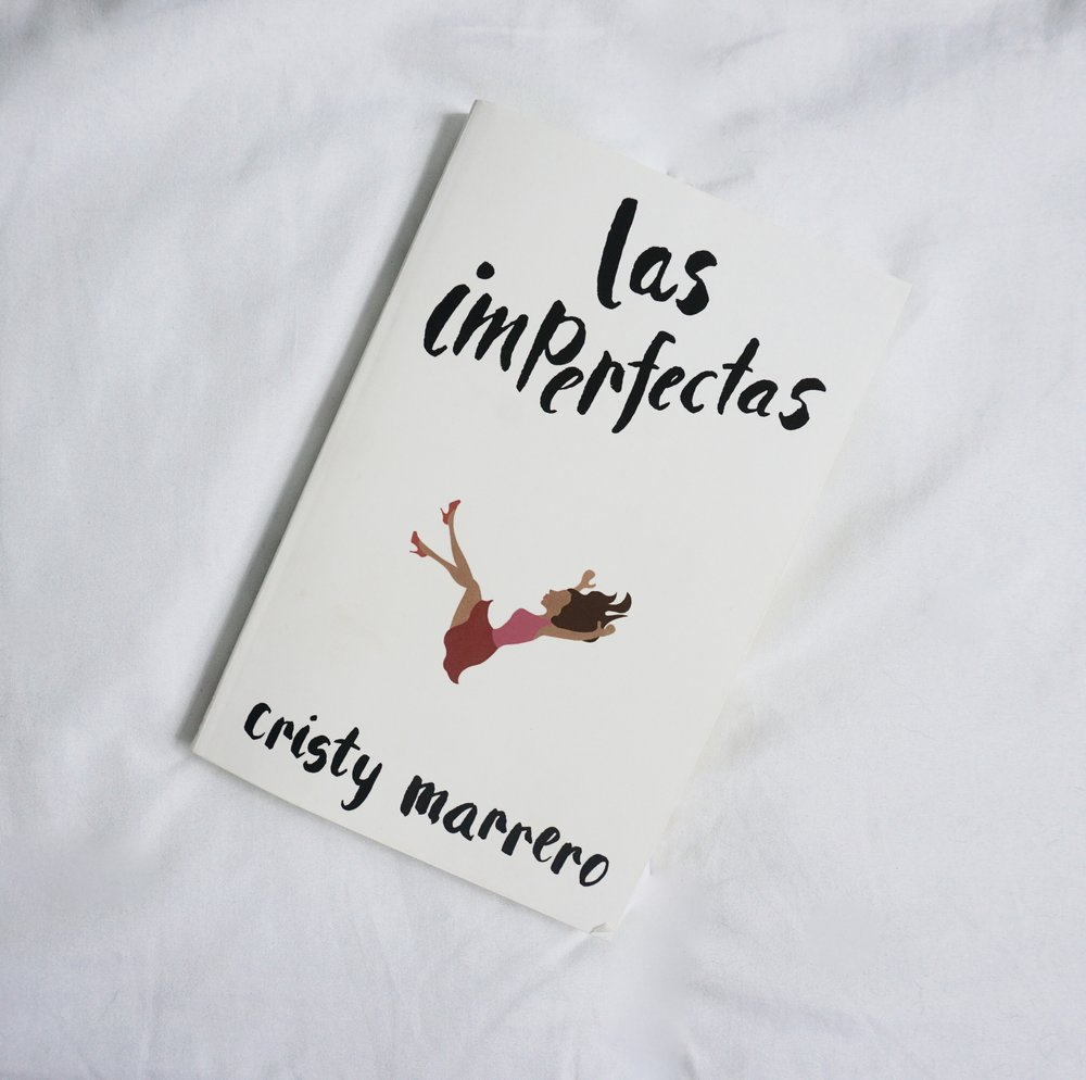 Grab  Las imperfectas  by Cristy Marrero    here  .