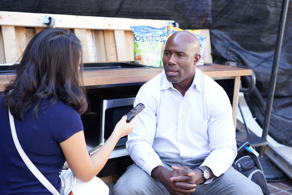 Terrell Davis reveals his thoughts on tonight's Broncos game - 303 MagazineRead the full story...