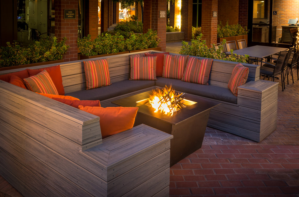 Wildwood Firepits On The Patio