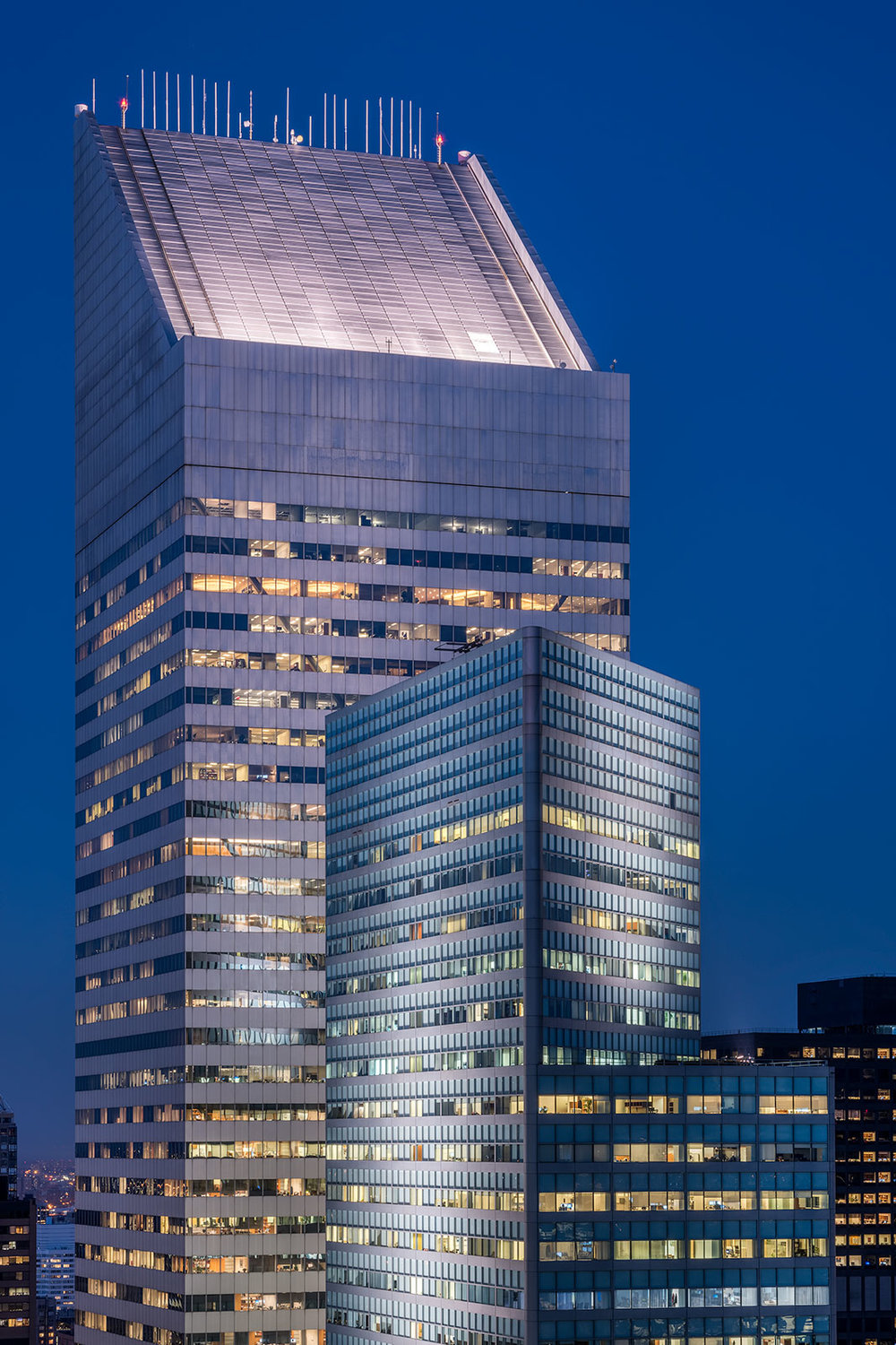 Citigroup Center, 601 Lexington Avenue, New York