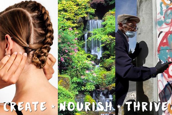 Create Nourish Thrive
