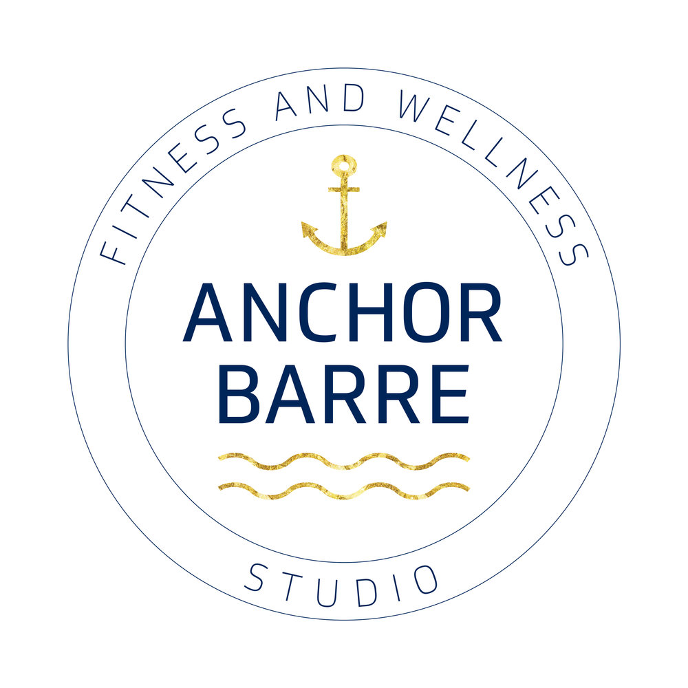 graphic design barre studio logo design
