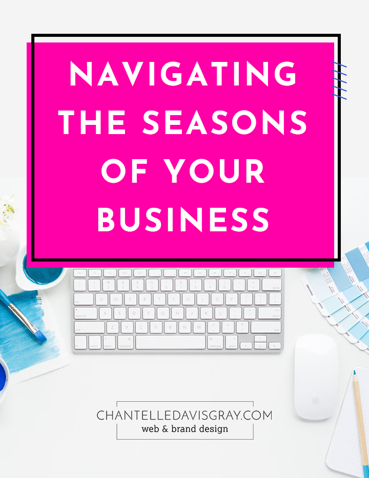 Navigating the seasons of your business