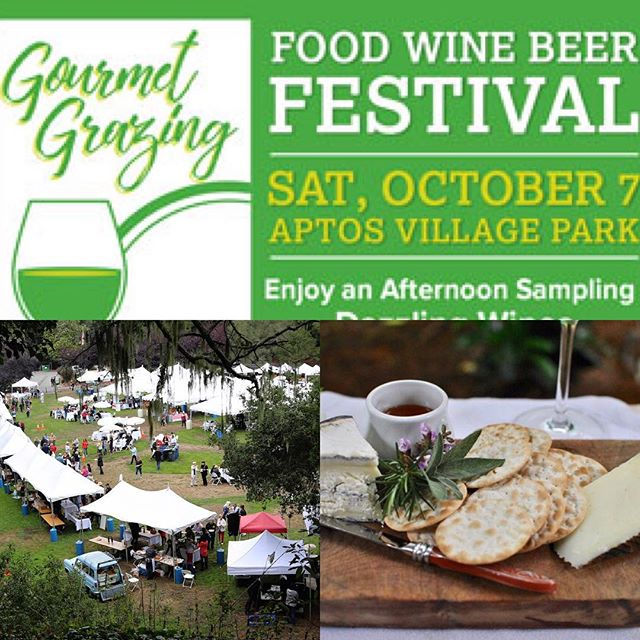 90+ vendors. 6 beneficiaries. 1 great cause! All you can eat and drink for one price. Early bird tix for $55 available till 8/24. Link in bio #aptos #santa Cruz #fightcancer #foodfestival #winefestival #beer #cider #farmtotable #cancersucks