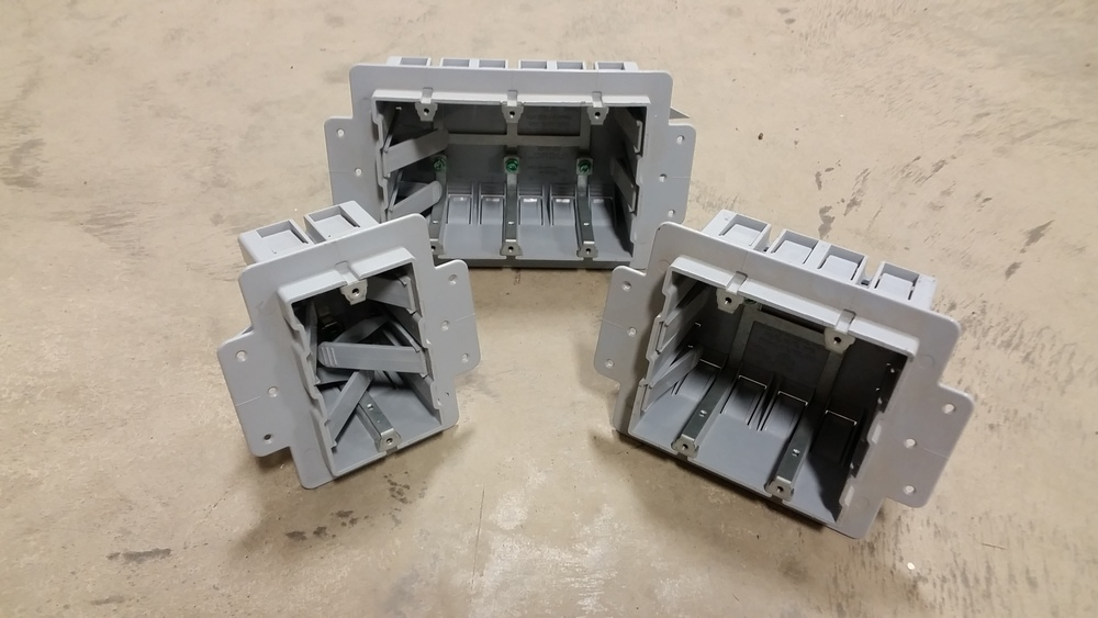 ICF Electrical Boxes