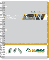 CLICK TO ACCESS NUDURA'S INSTALLATION MANUAL