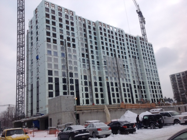 NUDURA has been used on building over 20 stories