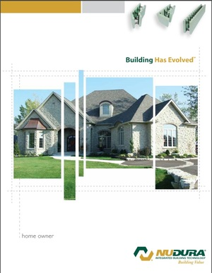 Click here to view NUDURA's Brochure for Home Owners