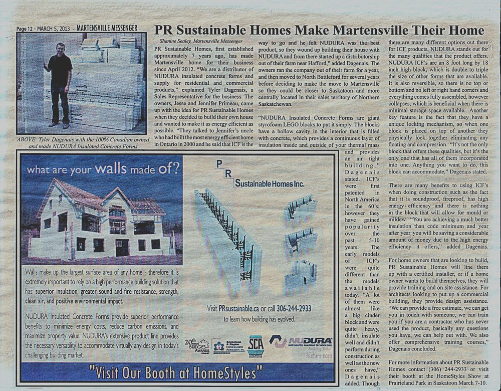 -Martensville Messenger, March 5, 2013