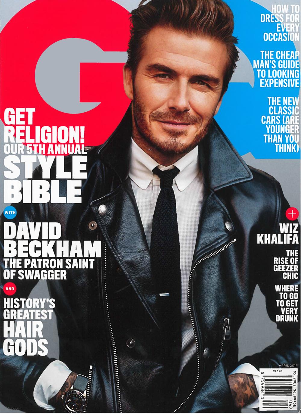 gq magazine - men's / fashion