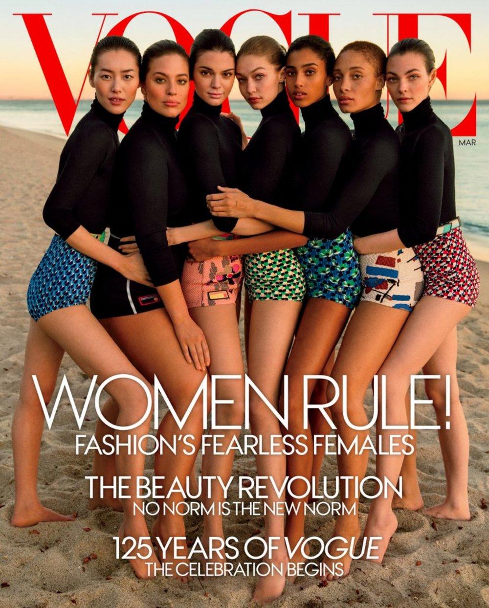 vogue - women's / fashion