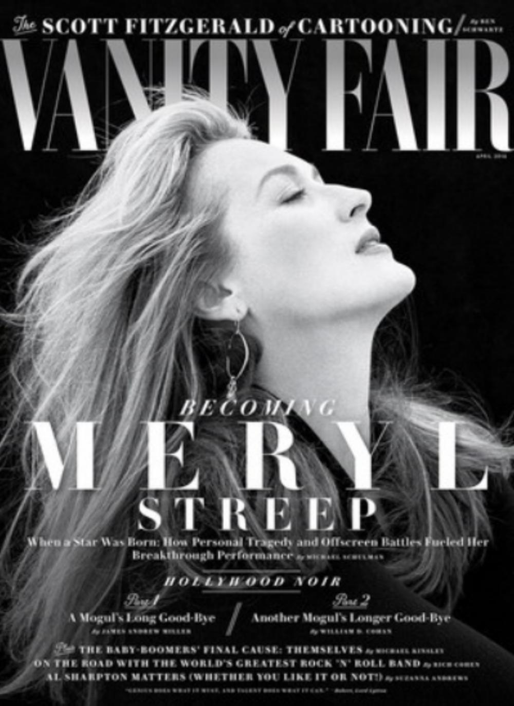 vanity fair - women's / culture