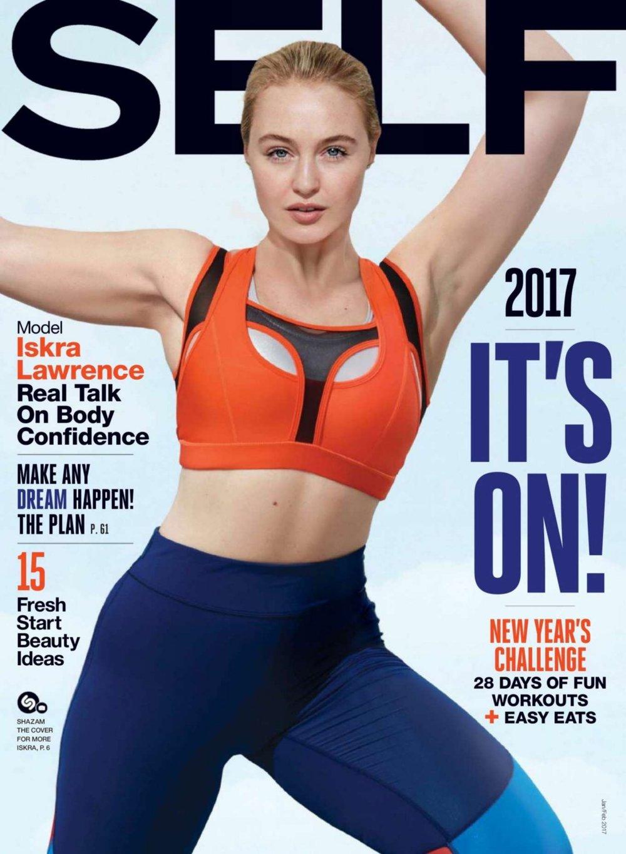self magazine - health / fitness
