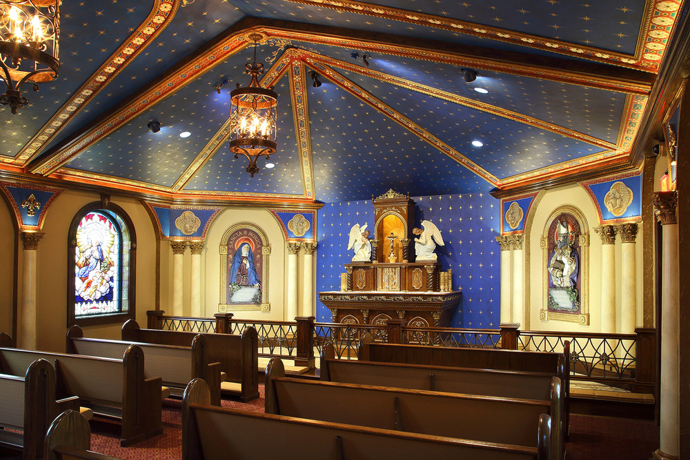 CATHOLIC CHURCH OF ST. MONICA