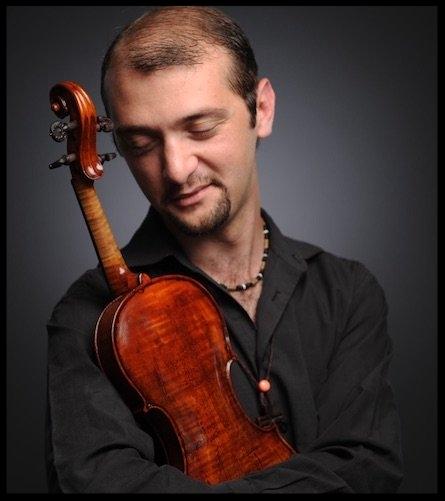 Armen Ghazaryan , Violin teacher at Winchester Stage Music Center.