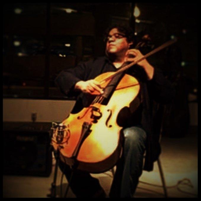 Robert Rivera ,Cello teacher at Winchester Stage Music Center.