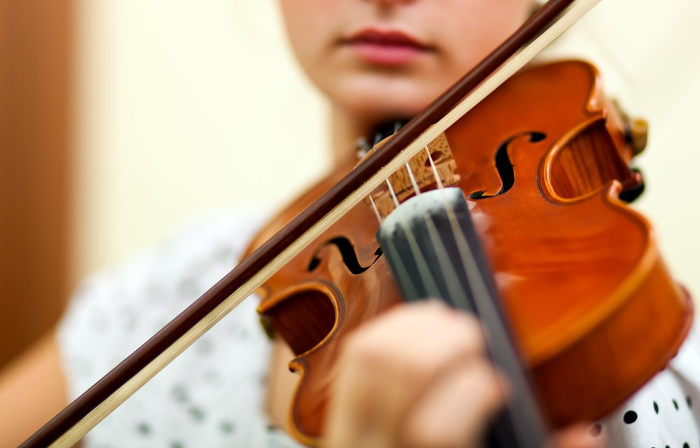 While students can develop focus and confidence with with music lessons or sports, the one-on-one training with a music teacher can help students learn in a less intimidating setting.